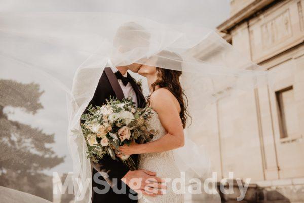 Ślub z Sugar Daddy: życie jak z bajki