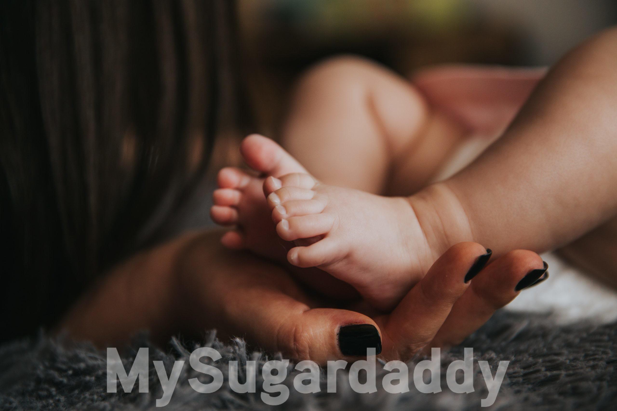 Bycie samotną matką i sugar Baby