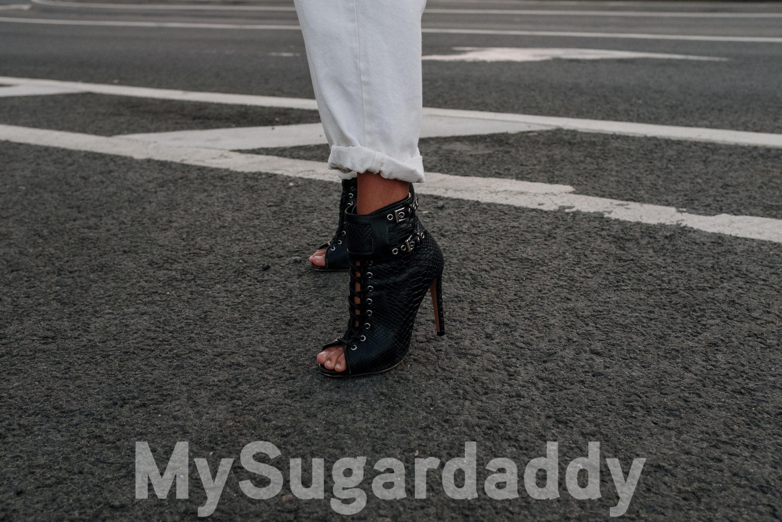 Seksowna, ale nie wulgarna: tego właśnie chce Sugar Daddy!
